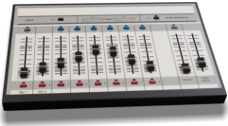 The ARC 8 is the ultimate affordable broadcast radio console that works for most small radio studios and internet streaming console applications